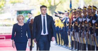 Románia és Horvátország támogatja az EU bővítésének folytatását