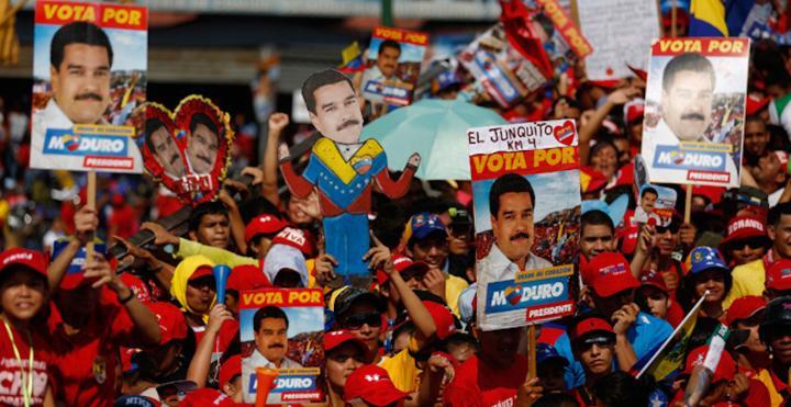 """Donald Trump """"a demokrácia helyreállítására"""" szólította fel Venezuelát"""