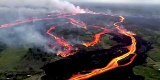 Erősödött a vulkáni tevékenység Hawaiion, a láva egy geotermikus erőművet veszélyeztet