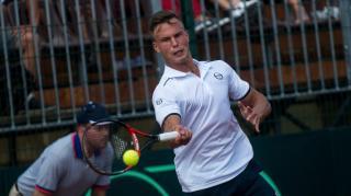 Fucsovics Márton legyőzte Wawrinkát, és elődöntőbe jutott