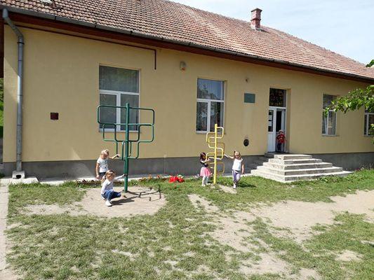 Innovatív nyári óvodai programsorozat Györgyfalván