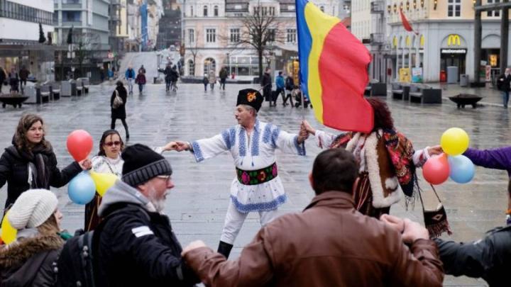 A külhoni románoknak üzent Johannis és Meleșcanu