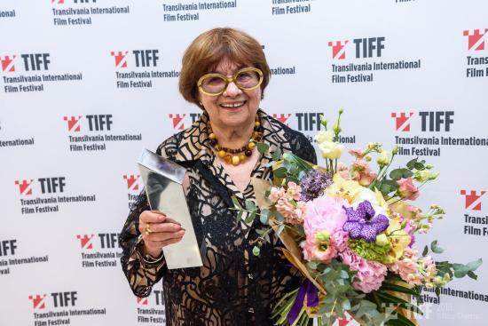 TIFF – életműdíjat kapott Mészáros Márta