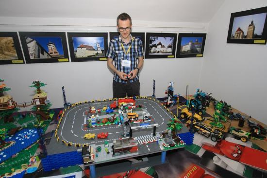 Legofesztivál a kolozsvári Redutban