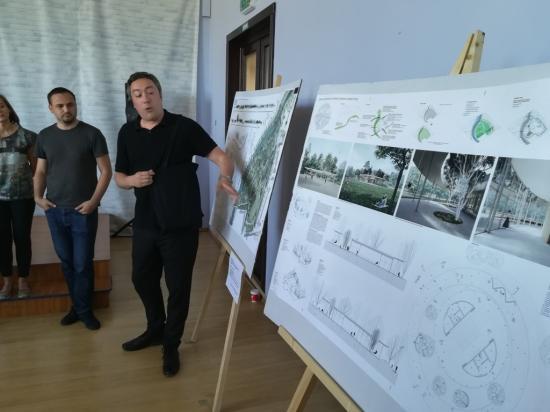 Évszakonként változna a kolozsvári Vasutaspark rendeltetése