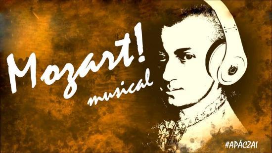 A Mozart!-ot állítják színpadra az apáczaisok