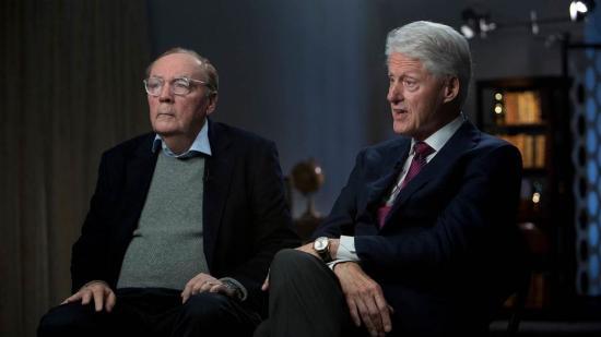 Megjelent Bill Clinton és James Patterson közös thrillerje