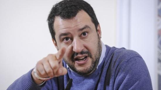 Matteo Salvini: Orbán Viktorral az EU szabályok megváltoztatásán fogunk dolgozni