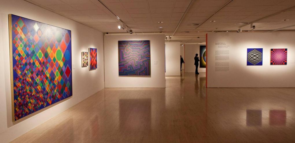 Madridban megnyílt a magyar származású művész életmű-kiállítása
