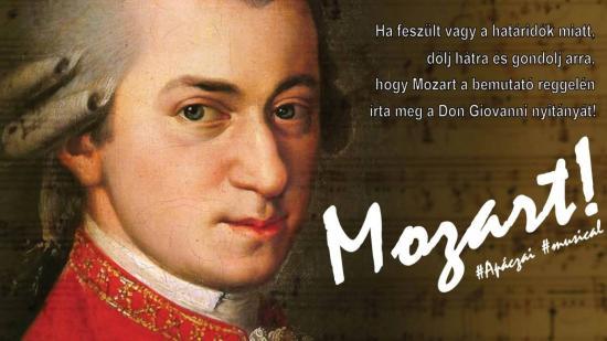 Megvan a Mozart! bemutatójának időpontja