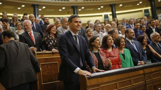 Többségben a nők a spanyol kormányban