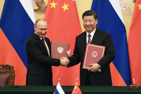 Orosz szaunát ajándékozott Vlagyimir Putyin a kínai elnöknek