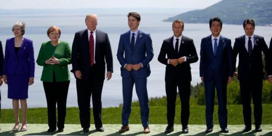 G7-csúcs - Trump visszavonta a zárónyilatkozat támogatását