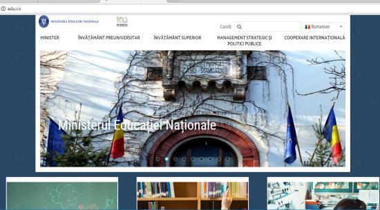 Ismét elérhető az oktatási minisztérium honlapja