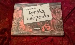Apróka eszponka – könyvbemutató a Minerva-házban