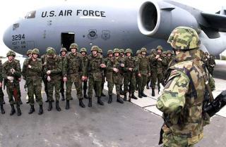 Három hónapos román-amerikai hadgyakorlat kezdődik az Aranyosgyéres mellett