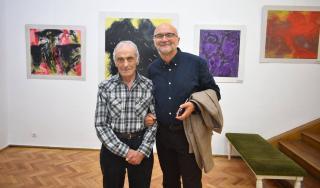 Betűk, formák, portrék a Művészeti Múzeum két tárlatán