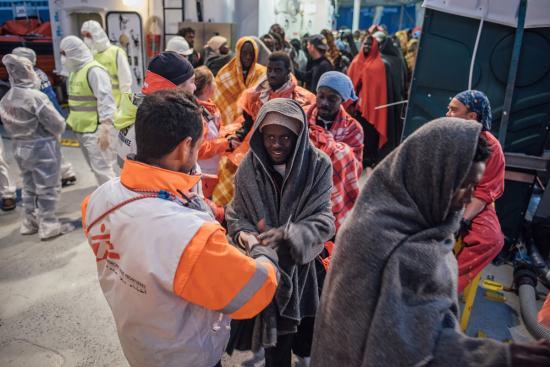 Olaszország diplomáciai vitát okozott a kikötők bezárásával