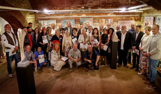 Kortárs interetnikus művészeti tábor Nagyenyeden