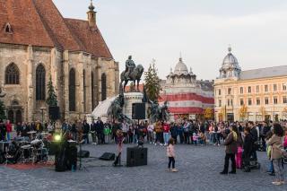 Újra betölti a jazz Kolozsvár utcáit