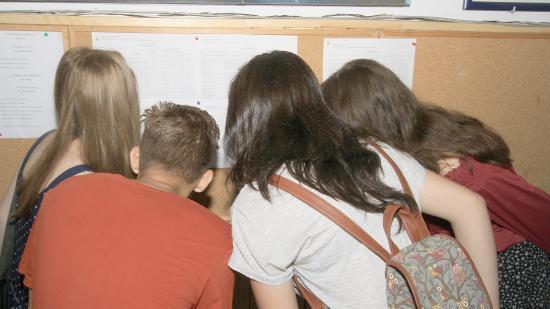 Csökkent a színtízes vizsgázók száma Kolozs megyében