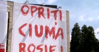 Kormányellenes tüntetés Kolozsváron (FRISSÍTVE)
