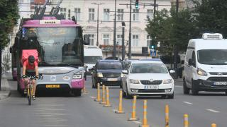 Újdonságok várhatók a belvárosi közlekedésben