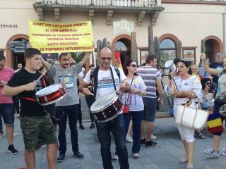 Kormányellenes tiltakozás országszerte – Kolozsváron közel kétezren vonultak az utcára