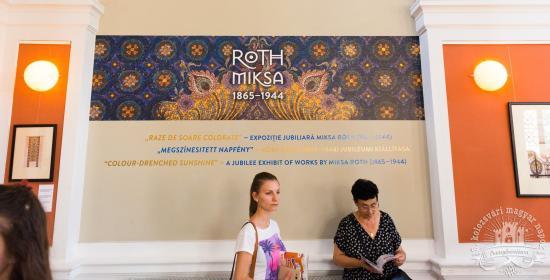Róth Miksa munkáiból nyílt kiállítás Brüsszelben