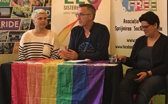 Kolozsvári Pride – Andreas Wolter kölni alpolgármester is városunkba látogatott