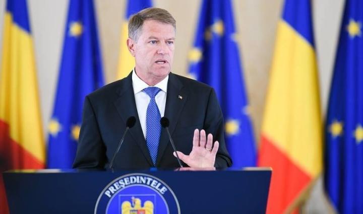 Johannis bejelentette, hogy ismét indul az elnökválasztáson