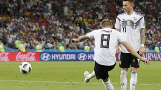 Vb-2018, F-csoport, 2- forduló: Drámai mérkőzésen nyert a címvédő német válogatott