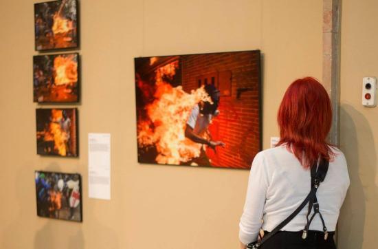 A világ sajtófotóinak legjava Kolozsváron