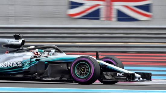 Francia Nagydíj: Hamilton győzött, és újra vezet az összetettben