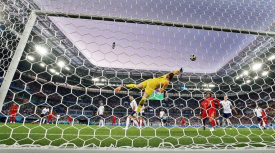 Vb-2018, G-csoport, 3. forduló: Belgiumé a csoportelsőség Anglia előtt