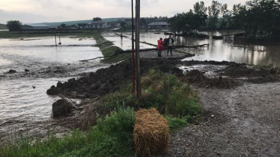 Változékony idő várható ma is, az országban sok helyen árvízriasztást rendeltek el