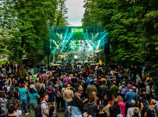 Véget ért a Jazz in the Park – belakták a Sétateret