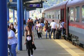 367 milliós lejes vesztesége van vasúti társaság utasszállító részlegének