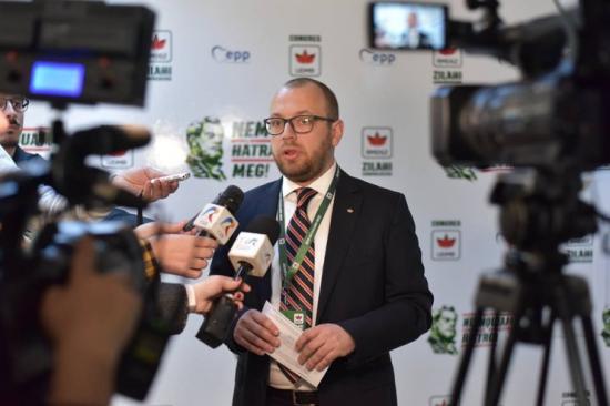 Porcsalmi: az USR elnöke félretájékoztat