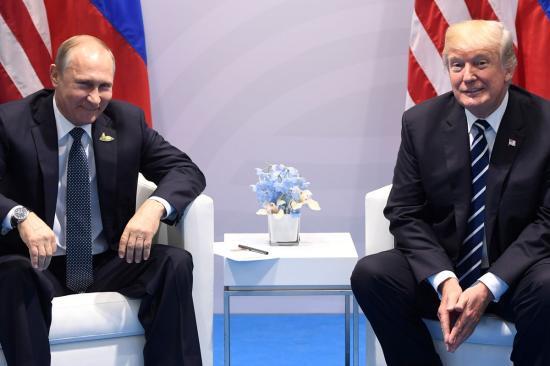 Amerikai jelentés: Putyin azt akarta, Trump nyerjen