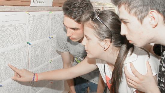 Országos első Kolozs megye az érettségi vizsgán