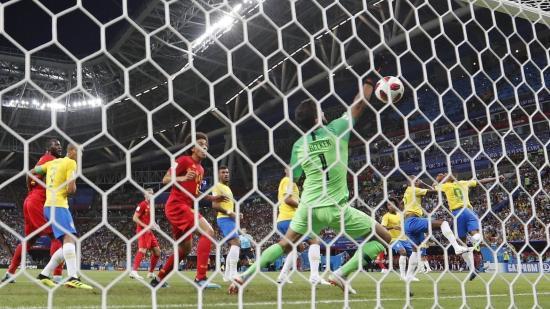 Vb-2018 – Belga–francia elődöntő lesz, kiestek a brazilok