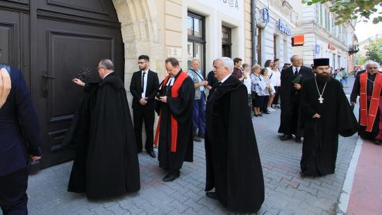 Nemcsak háza, otthona is lett Kolozsváron a vallásszabadságnak