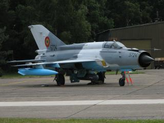 Két légibemutató marad el a következő két hétvégén a MIG 21-es balesete miatt