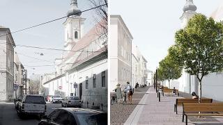 Teljesen kiszorítanák Kolozsvár központjából a gépkocsikat