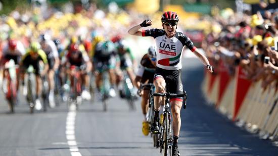 Öt év után nyert újra Tour-szakaszt az ír bringás