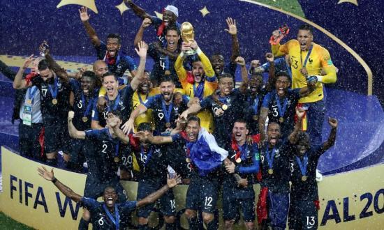 Vb-2018 - Másodszor világbajnok Franciaország