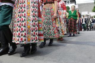 Kalotaszegi Magyar Napok népviselettel ...