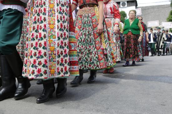 Kalotaszegi Magyar Napok népviselettel és néptánccal