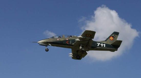 Javul a lezuhant katonai gépből katapultált pilóták állapota
